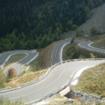 N-260 – One of the best motorbike tour routes in Spain