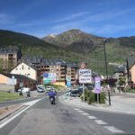 Top 3 der besten Motorradrouten in den Pyrenäen