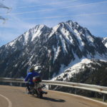 Top 3 of the best motorcycle routes in the Pyrenees