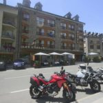 Have you visit the Pyrenees on a motorbike?